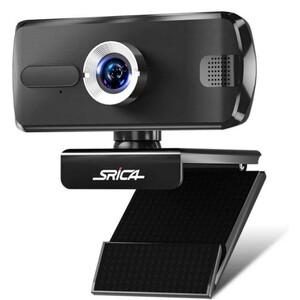 ウェブカメラ 300万画素 フルHD 110°広角 内蔵マイク付 USB電源
