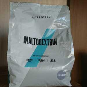 送料無料 訳あり マイプロテイン MYPROTEIN デキストリン 2.5kg