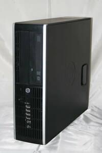 ◆◇送料無料 HP Compaq Pro 6300 SFF i5 3470 3.2~3.6GHz SSD 240GB+HDD 500GB 快速起動 Win10◇◆