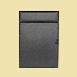 セール 新品 バインダ- クリップボ-ド 6-BH おしゃれ ブラック PU 会議パッド クリップファイル A4 A5 下敷き マット ファイル