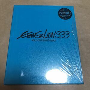 ヱヴァンゲリヲン新劇場版:Q EVANGELION Blu-ray CD初回限定版 開封済み