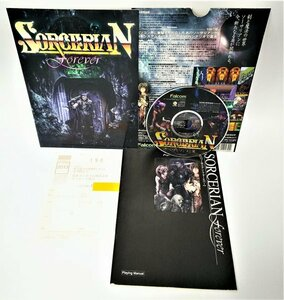 【同梱OK】 激レア / Sorcerian Forever / ソーサリアン フォーエバー / 名作レトロゲーム / Windows / PCゲーム
