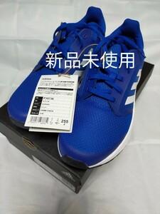 25.5cmア デ イ ダ ス adidas ラ ン ニ ン グ GLX 5 メ ン ズ シ ュ ー ズ ブ ル ー FY6736