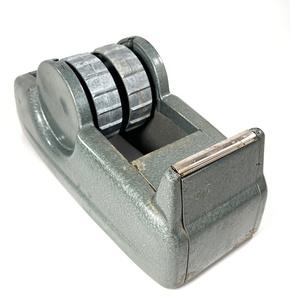 1950~60's アンティークテープカッター/USA/デスクランプ/照明/店舗什器/ランプ/ミラー/椅子/ビンテージ/文房具/鏡/gras/モダン/o.c.white