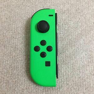 Nintendo Switch Joy-Con ネオングリーン ニンテンドースイッチジョイコン