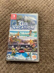 GO VACATION ゴーバケーション Nintendo Switch ニンテンドースイッチ Switchソフト