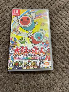 太鼓の達人 Nintendo Switchばーじょん! Nintendo Switch ニンテンドースイッチ ソフト
