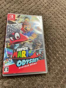 スーパーマリオオデッセイ ニンテンドースイッチ Nintendo Switch ニンテンドースイッチソフト