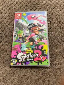 スプラトゥーン2 Splatoon2 ニンテンドースイッチ Nintendo Switch Switchソフト