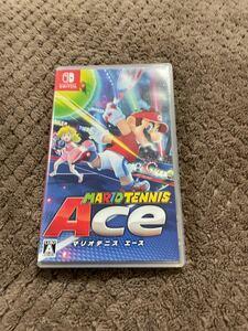 マリオテニスエース Nintendo Switch ニンテンドースイッチ ソフト カセット