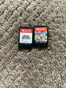 大乱闘スマッシュブラザーズSPECIAL マリオカート8デラックス Nintendo Switch ニンテンドースイッチ ソフト