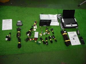 アルパイン X800 8インチナビ フリップダウンモニター・ETC・バックカメラ付 セキュリティ未解除 アルファード 20系 ALPINE ジャンク商品