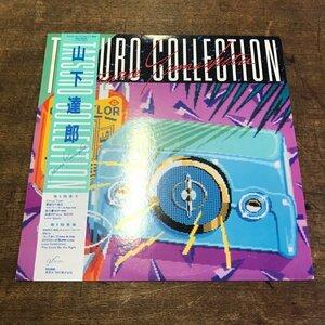 N12 [LP ] 貴重な帯付き!山下達郎 Tatsuro Yamashita Tatsuro Collection レコード シティポップ CITY POP Air Records RAL-8828