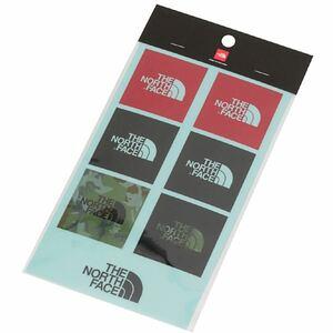 大人気 ザ ノースフェイス TNF 4タイプ ロゴ ステッカー THE NORTH FACE ロゴステッカー
