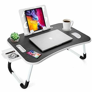 FEIGOUZI ローテーブル 折りたたみテーブル サイドテーブル ベッドテーブル ラップデスク ノートパソコンスタンド パソコン作業でき