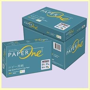 ☆★特別価格★☆新品☆未使用★ 高白色 APRIL W-VC A4 (500枚×5冊) コピ-用紙 PAPER ONE