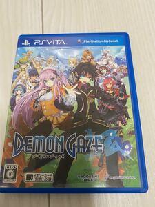 PS Vita デモンゲイズ