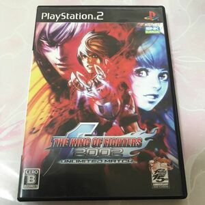 【PS2】 THE KING OF FIGHTERS 2002 UNLIMITED MATCH
