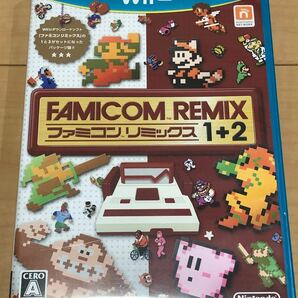 【WiiU ソフト】 ファミコンリミックス1+2
