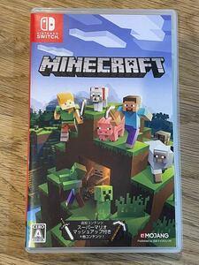 マインクラフト Minecraft マイクラ Nintendo Switch