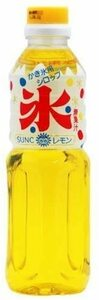 500ミリリットル (x 1) サンク かき氷用シロップ レモン 500ml
