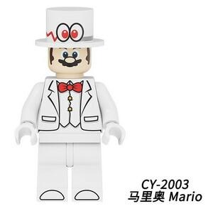 【国内即日】☆ スーパーマリオ キャッピー ☆ ミニフィグ レゴ 互換 LEGO 風 switch スーパーマリオオデッセイ ゲーム