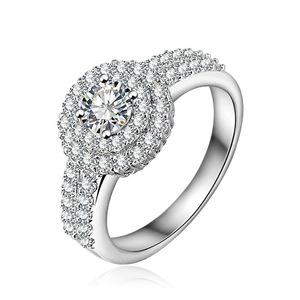 ダイヤモンド リング 新品 。。、 高純度 57石 最安 真の輝き 通常価格5万 即決 選べるサイズ 指輪 33#プラチナ仕上#