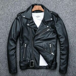 春秋 高級上品 本革 牛革 バイクジャケット メンズライダース  レザー バイクウェア 革ジャン S~4XLサイズ選択