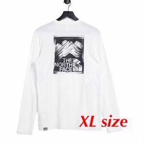 THE NORTH FACE ノースフェイス Tシャツ 長袖 ロンT 海外モデル 新品 正規品 ロングスリーブ