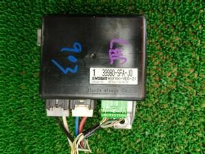 ホンダ ライフ JB5 JB6 JB7 JB8 パワステコンピューター 39980-SFA-J0