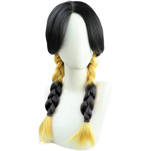 東京卍リベンジャーズ 灰谷蘭 (はいたにらん) 風 コスプレウィッグ cosplay wig 耐熱 かつら 仮装 変装