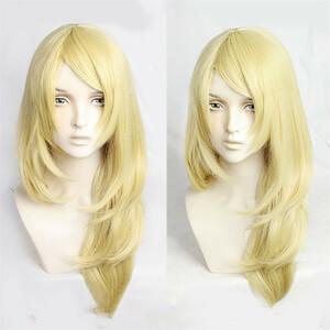 東京卍リベンジャーズ 佐野エマ 風 コスプレウィッグ cosplay wig 耐熱 かつら 仮装 変装