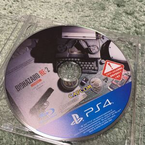 バイオハザード re:2 PS4 PS4ソフト