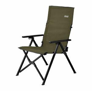 コールマン(COLEMAN) レイチェア(オリーブ) キャンプ用品 ファミリーチェア 椅子 オリーブ 2脚