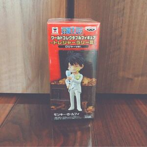 ワンピース ワーコレ ワールドコレクタブルフィギュア トレジャーラリー3 ロジャーver フィギュア プライズ 国内正規品