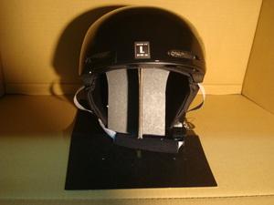 Новый товар OAKLEY( Oakley ) SNOW HELMET Stale Sandbech Signature Series MOD1 - ASIA FIT  [ L размер  ]   ( 61-65cm ) Polished Black 11Z посланный  включенный