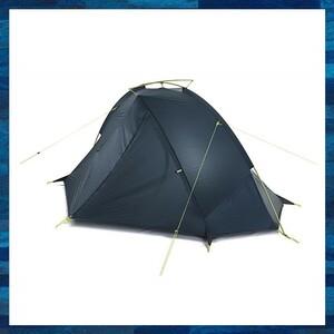 グランドシート 付き ツーリング テント 軽量 コンパクト 設営簡単 / ソロ キャンプ ソロキャン 初心者 キャンパーアウトドア