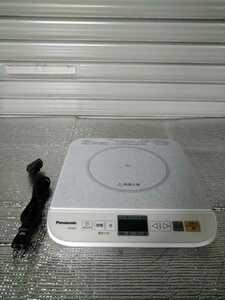 クッキングヒーター/ Panasonic 卓上IH調理器 KZ-PH31 卓上コンロ 食卓