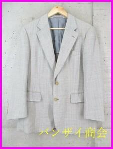 2001a1◆良品です◆日本製◆J.PRESS ジェイプレス ヘリンボン柄 シングルジャケット S/春夏物/テーラード/ブレザー/メンズ/男性/紳士