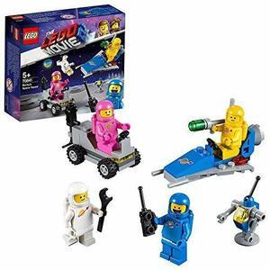 新品 レゴ(LEGO) レゴムービー ベニーの宇宙スクワッド 70841 知育玩具 ブロック おもちゃ 女の子 男のQKLK