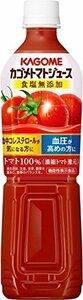 食塩無添加 720ml×15本 カゴメ トマトジュース食塩無添加 スマートPET 720ml×15本[機能性表示食品