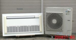 今が買い時! ダイキン 業務用エアコン 天井埋め込み型 一方向 3馬力 FIVE STAR ZEAS 2014年 三相200V 商品番号 200831-N3 H