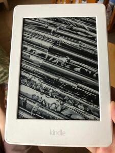 Amazon Kindle Paperwhite Wi-Fi 4GB ホワイト 広告なし