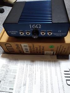THD (ティーエイチディー) / Hot Plate 16Ω アッテネーター ダミーロード ホットプレート