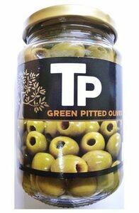 世界美食探究 スペイン産 グリーンオリーブ 340g 【オリーブの実 緑】