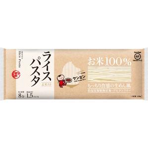 ケンミン ライスパスタ 250g×12袋  【ケンミン食品 米麺 家庭用 簡単 インスタント お米のめん ノンフライ】