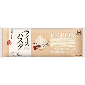 ケンミン ライスパスタ 250g  【ケンミン食品 米麺 家庭用 簡単 インスタント お米のめん ノンフライ】
