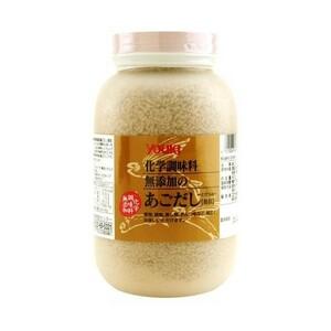 ユウキ食品 化学調味料無添加のあごだし 400g   【YOUKI 顆粒 マコーミック 和風だし 和食】