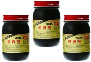 ユウキ食品 甜面醤(中華甘みそ) 500g×3個   【YOUKI マコーミック 中華調味料 テンメンジャン 国内製造】