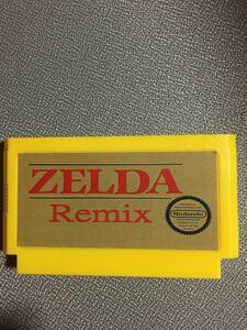 海外 レア ファミコン NES ゼルダリミックス